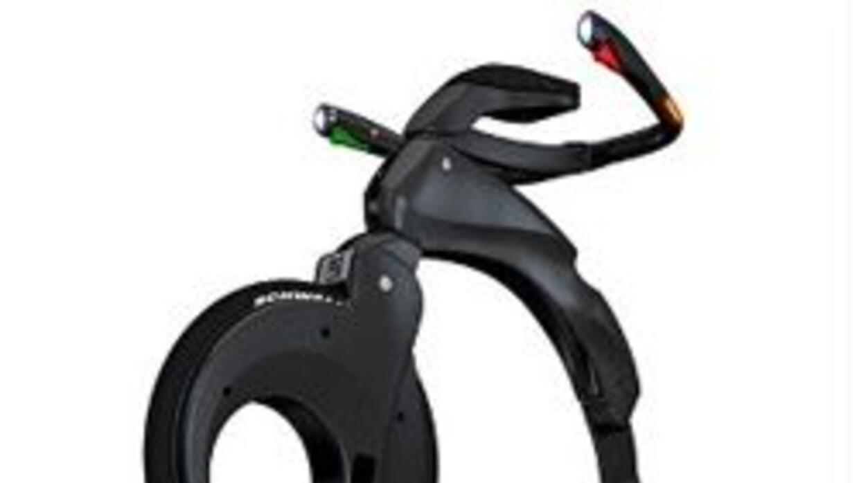La YikeBike es el futuro de las bicicletas para ciudad con su novedoso d...