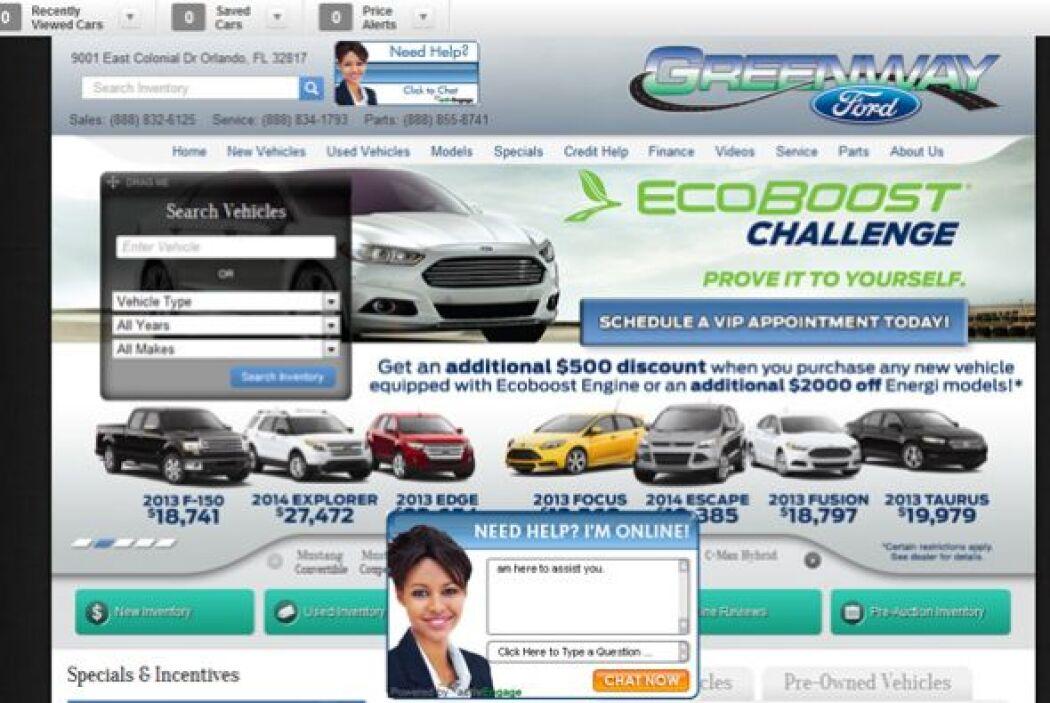 3. Greenway Ford Inc.  Ubicación- Orlando, Florida.  CEO- Frank J. Rodri...