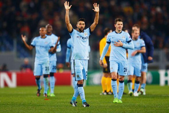 El Manchester City consiguió su boleto a los Octavos de Final de...
