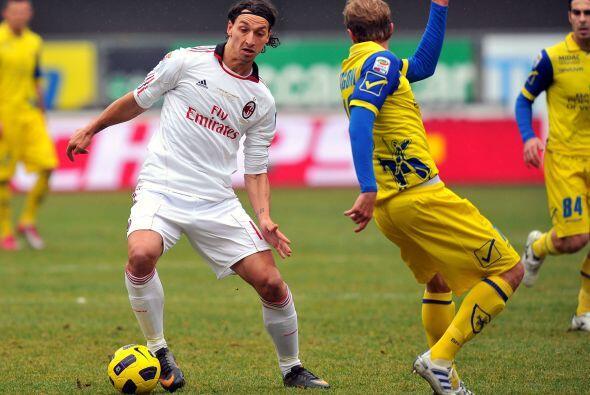 En la segunda parte, el Milan se relajó y pagó caro su error.