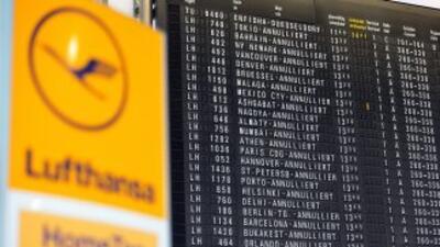 Air France, Deutsche Lufthansa y Turkish Airlines informaron que evitará...