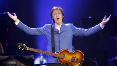 El concierto de Paul McCartney será el último espectáculo en el Candlest...