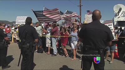 La policía de Los Ángeles deja de colaborar con autoridades migratorias