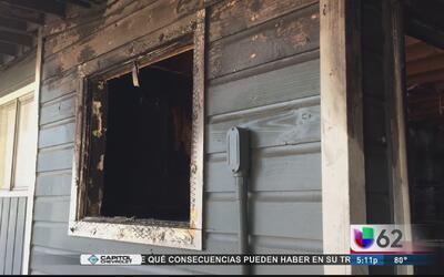 Autoridades investigan un voraz incendio al norte de Austin
