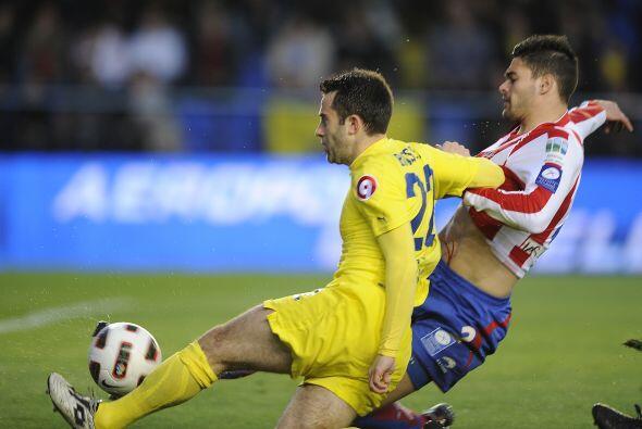 El Villarreal recibió al débil Sporting de Gijón.
