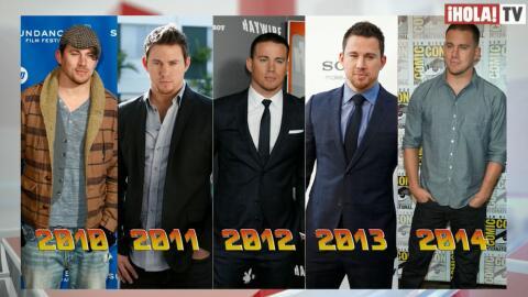 El estilo de Channing Tatum