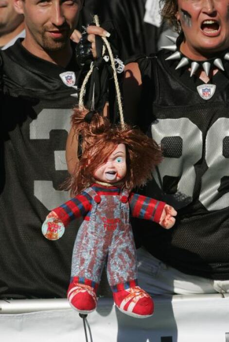 El muñeco atormentó, mató e hizo todo lo posible por apoderarse del cuer...