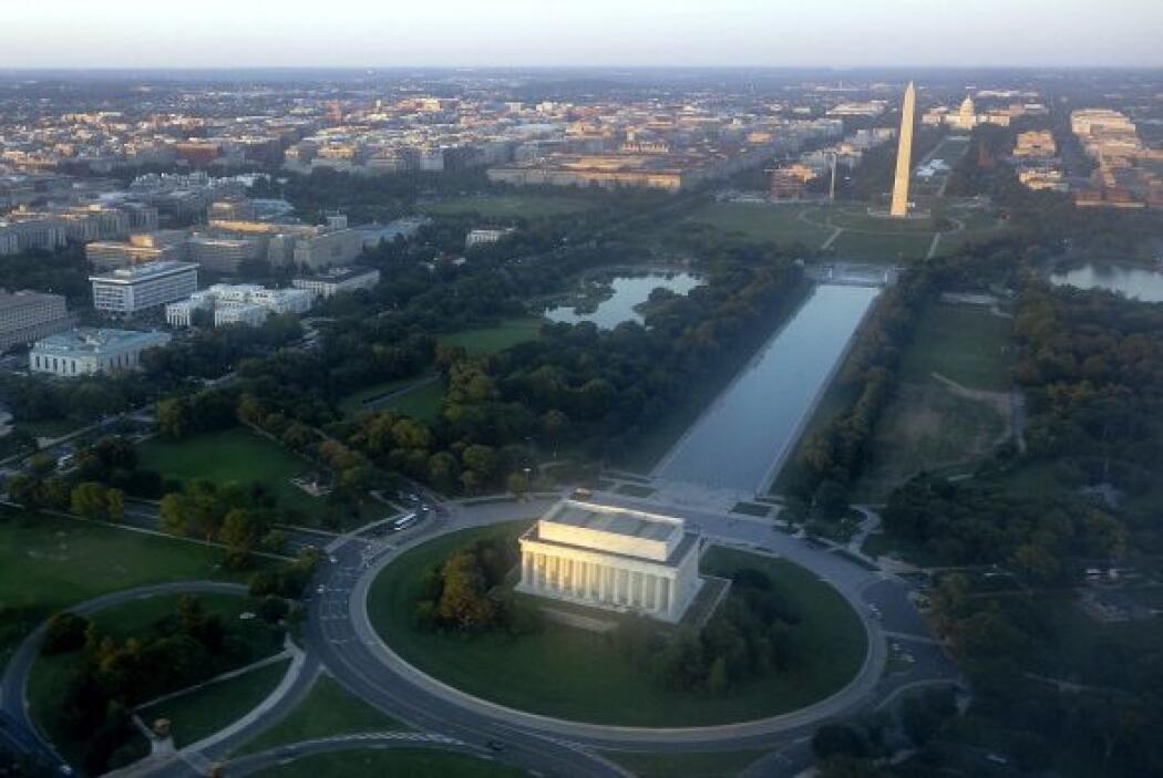 #5.Washington, DC. Número uno en atracciones, grandes espectáculos pirot...