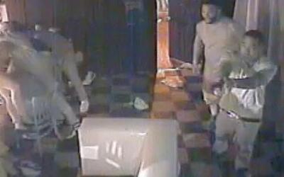 Video muestra al gatillero del tiroteo mortal en el concierto de T.I. en...