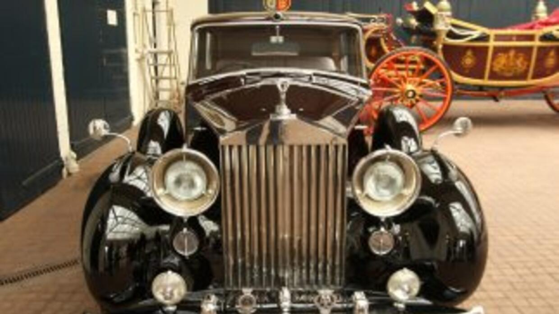 Kate Middleton llegará en Rolls-Royce reparado a su boda real.