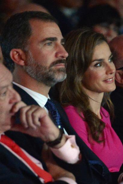 En este segundo acto estaba la exministra española Carme Chacón, que des...