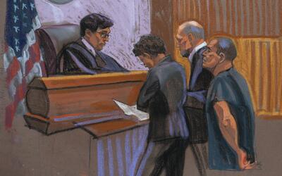 'El Chapo' Guzmán se declara inocente de 17 cargos criminales en una cor...