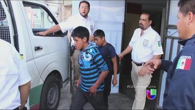 Intensifican operativos contra inmigrantes en México