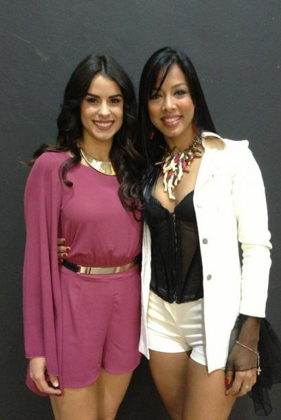 Shalimar Rivera también asistió a la audición para...