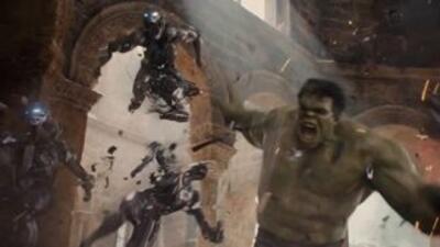 Avengers Trailer New
