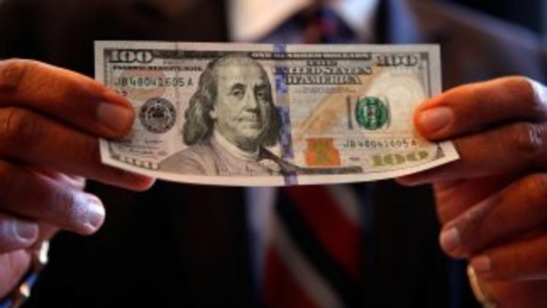 Nuevo billete de $100