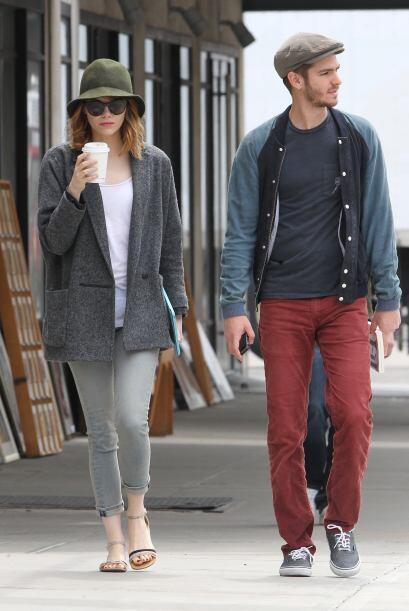 La pareja está en la mira de todos desde que participaron juntos en la f...