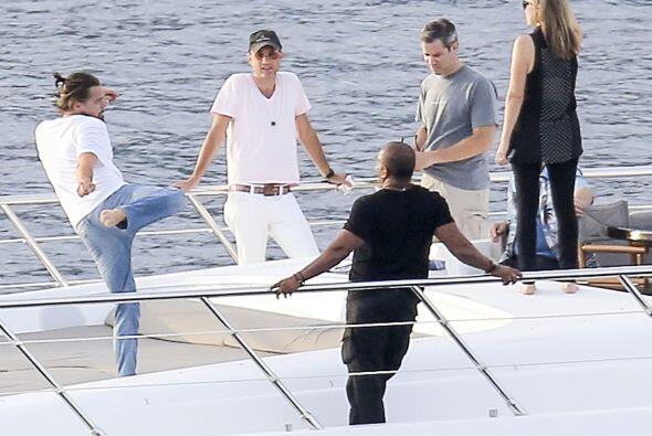 ¡Cuidado Leo te desgarras un músculo!Mira aquí los v...