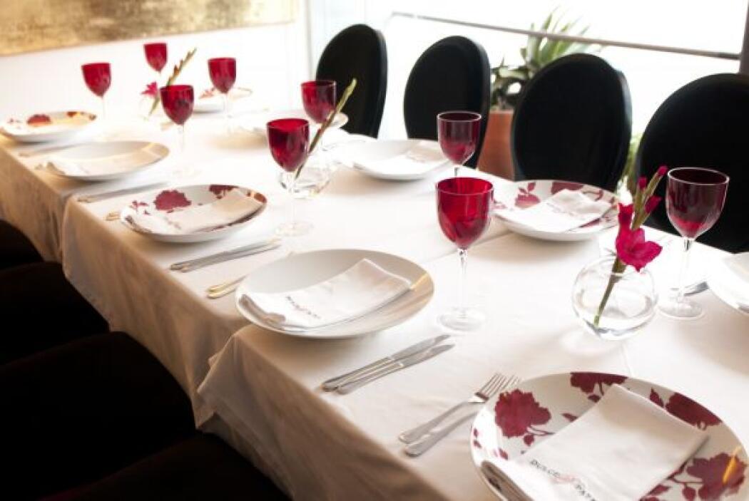 Cada detalle del restaurante habla del profundo amor de la cocinera por...