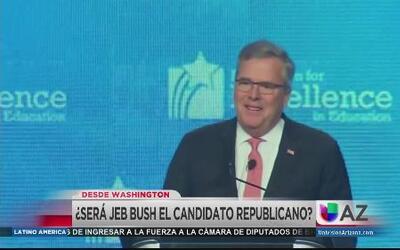 Jeb Bush interesado en la Presidencia