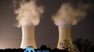 """""""Existe la posibilidad de un accidente nuclear (en 'Angra 3') por las de..."""