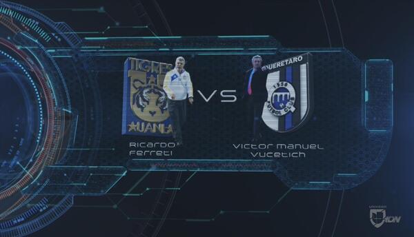 Duelo de experiencia: ¿Ricardo Ferretti o Víctor Vucetich?