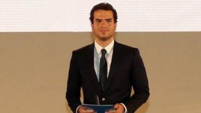 El brasileño Artur Ávila. Fotografía tomada de Twitter.
