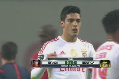 Braga 0-2 Benfica: Revive lo mejor del partido