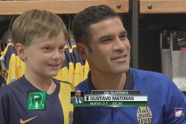 Gustavo Matosas abre las puertas a Rafael Márquez para que se retire en...