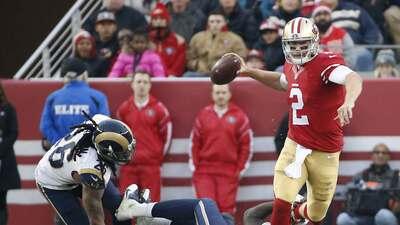 49ers 19-16 Rams (TE): San Francisco terminó una amarga temporada con no...