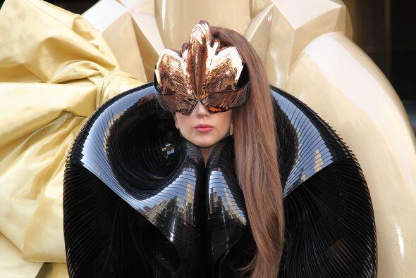 La revista Forbes y Time consideran a Lady Gaga como una de las personal...