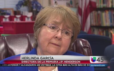 Herlinda García se retira tras 50 años de luchar por la educación
