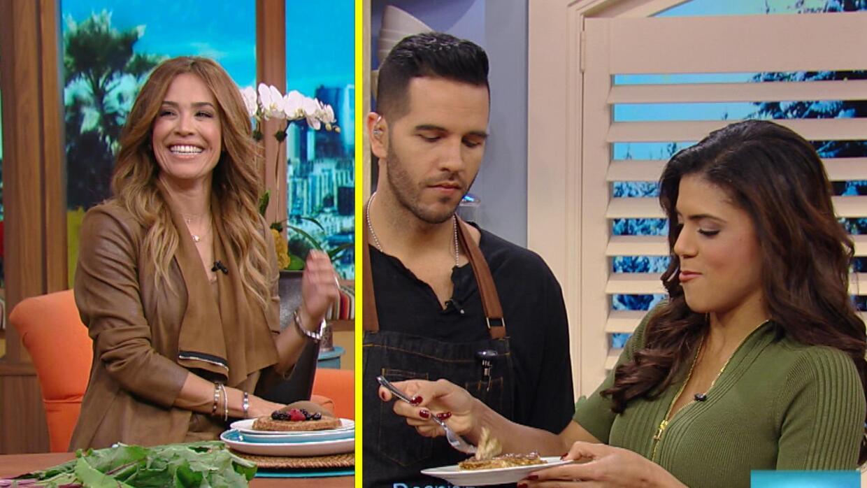 #DAEnUnMinuto: Francisca consintió al chef y Karla usa a su esposo de ca...