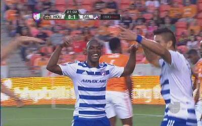 Houston Dynamo 1-4 FC Dallas: Fabián Castillo lidera goleada de FC Dalla...