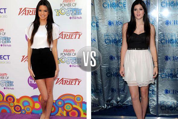 La mamá de este par, Kris Jenner, ha sido criticada por dejar ves...