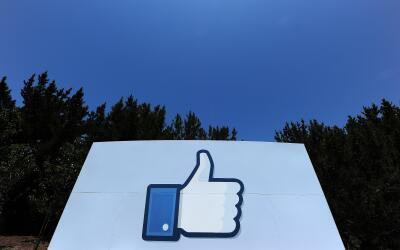Facebook dice que no encontró sesgo político en sus noticias.