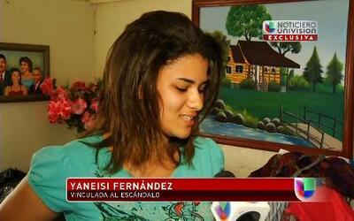 Joven dominicana, implicada en escándalo sexual, habla sobre senador Men...