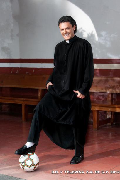 """Pedro Fernández fue un padre muy padre en """"Cachito de Cielo&..."""