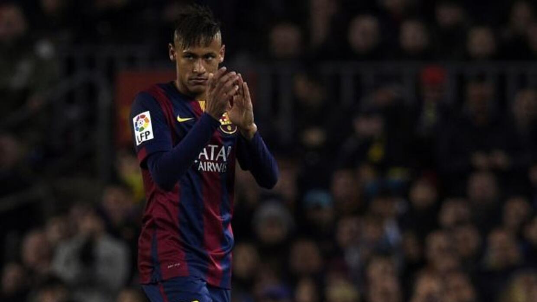 Neymar, luego del triunfo del Barcelona en el derby, ya piensa en su sel...
