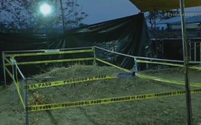 Descubren fosa con al menos 116 cadáveres enterrados de forma irregular...