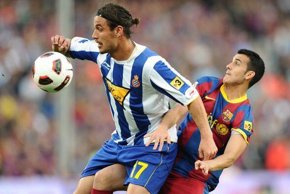 El argentino Pablo Osvaldo era de los pocos que buscaban hacer algo por...