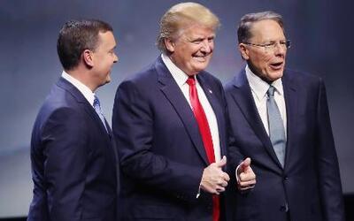 Donald Trump se reunirá con hispanos en Nuevo México