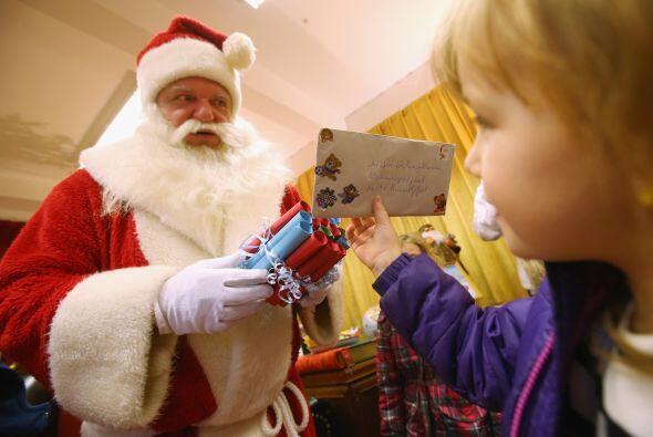Sin duda, Santa Claus es el personaje más solicitado en esta época.