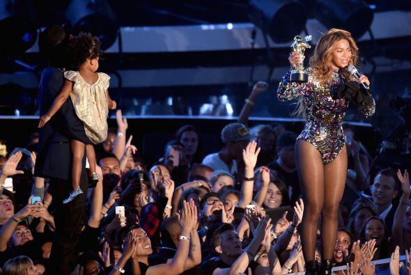 "CELEBRACI""N EN FAMILIA. En agosto de 2014 Beyoncé fue la rei..."