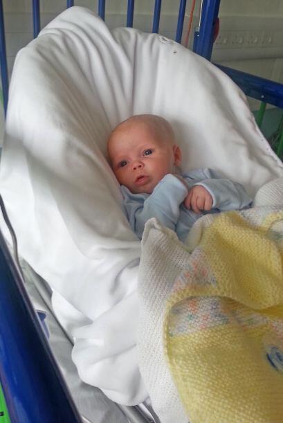 Si no se trataba a tiempo  el trastorno le costaría la vida al bebé Jack.