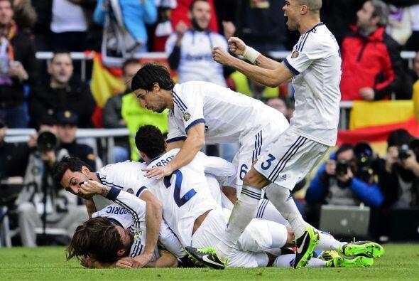 El Real Madrid se dio una inyección de moral antes de jugar contra el MA...