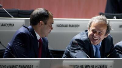 Comienzan las apuestas en Las Vegas tras la renuncia de Blatter.