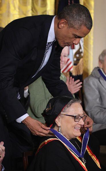 ¿El Sr. Presidente causará el mismo efecto en todas las mujeres? La meda...