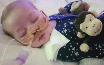 Juez de Reino Unido ordena desconectar a un bebé de ocho meses sin la au...