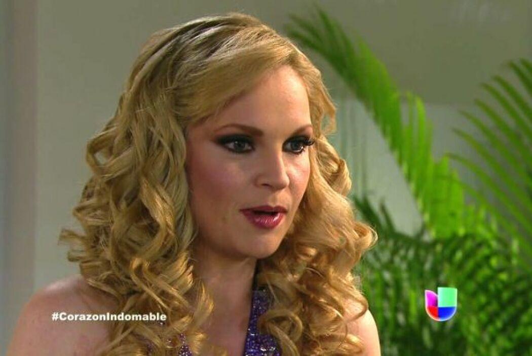 Raiza le dice a Carola que no quiere volver a ver a María Alejandra en e...